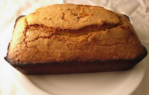 Historic Pound Cake