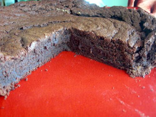 Flourless Chocolate Cake, Chocolate Valentino