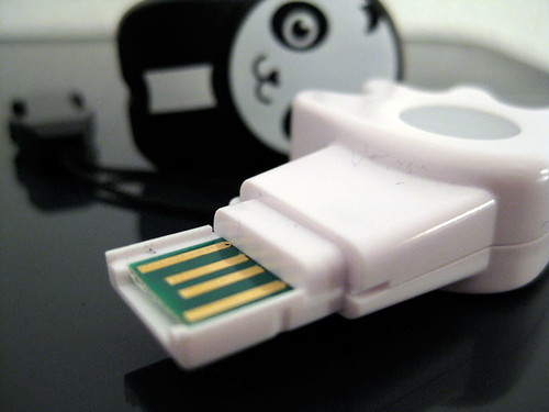 Poken - USB