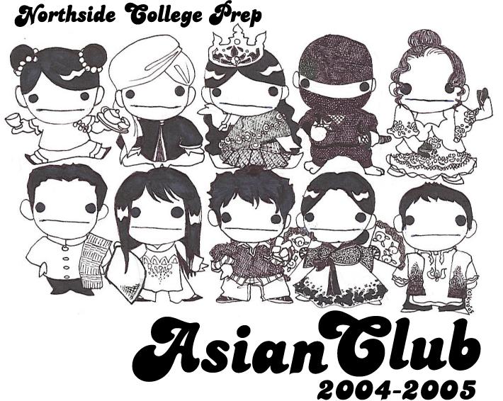 Asian American Club 116