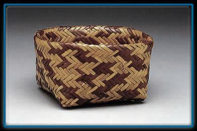 panier,artisanat,cherokee,qualla reservation