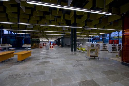 10.3.2009 Entressen kirjastossa