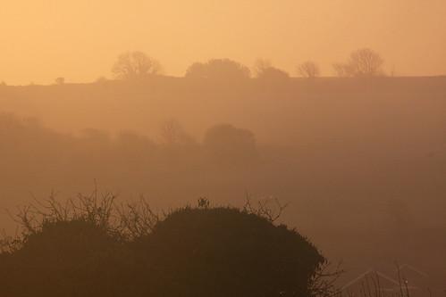 Sunrise, April 1