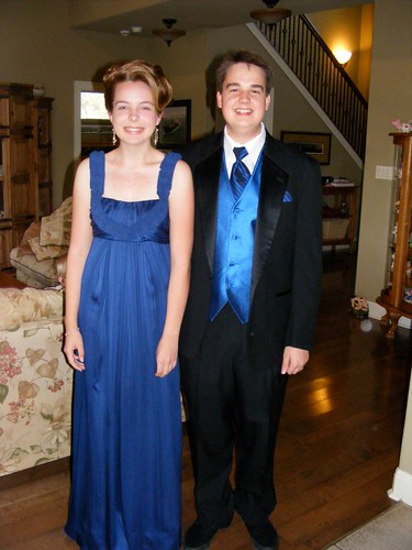 Kathryn and Skyler
