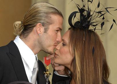 Victoria Beckham fascinator