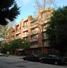 El Greco Apartment Building by Floyd B. Bariscale