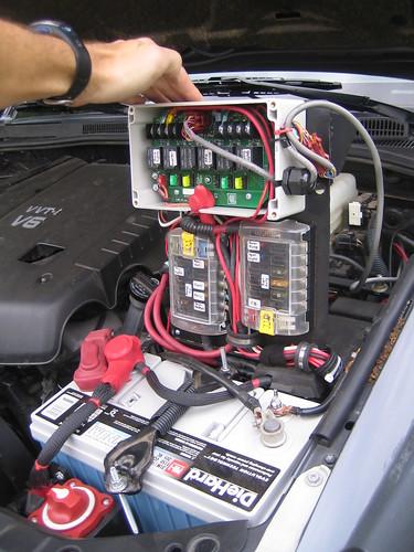 custom fuse relay boxes power distribution etc expedition portal rh expeditionportal com auxiliary fuse box car auxiliary fuse box car