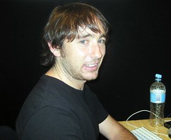 Tim Connor, developer for the CodeBlacks