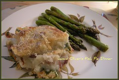 Fish Pie Dinner