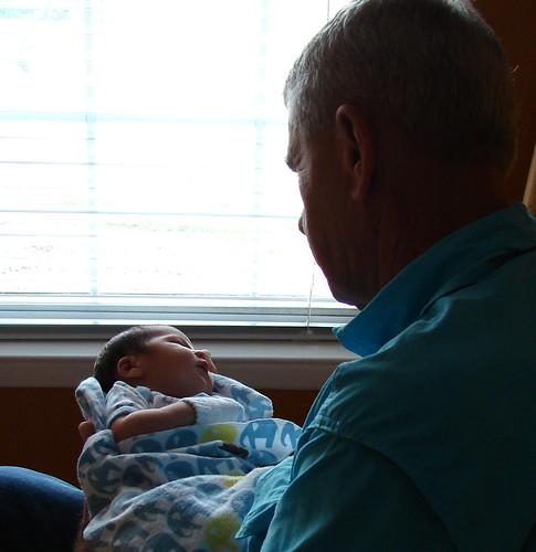 Papa and Austin