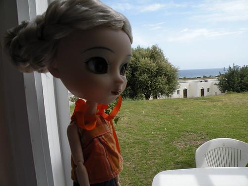 Nora in Kiotari ( Rhodes)