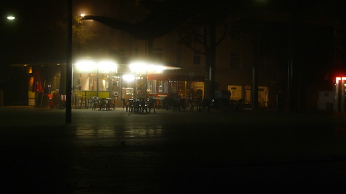 Stübenplatz bei Nacht…