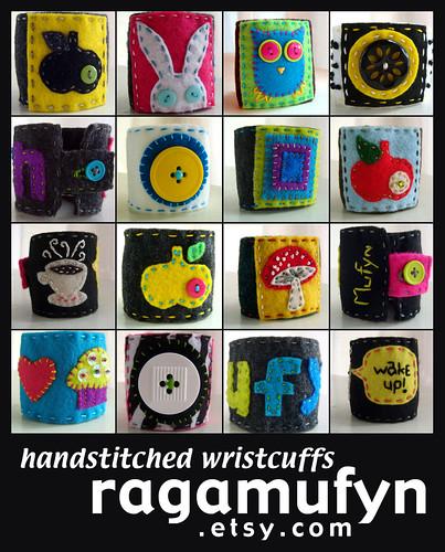 wristcuff ad