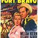 Fort Bravo (1953) QGEEC Western