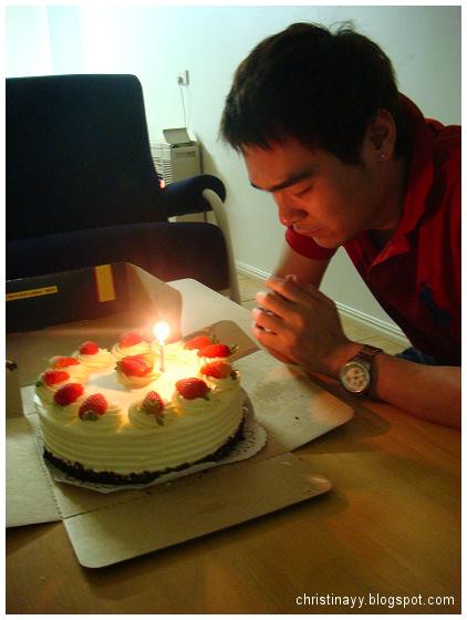 Alex's Birthday Celebration