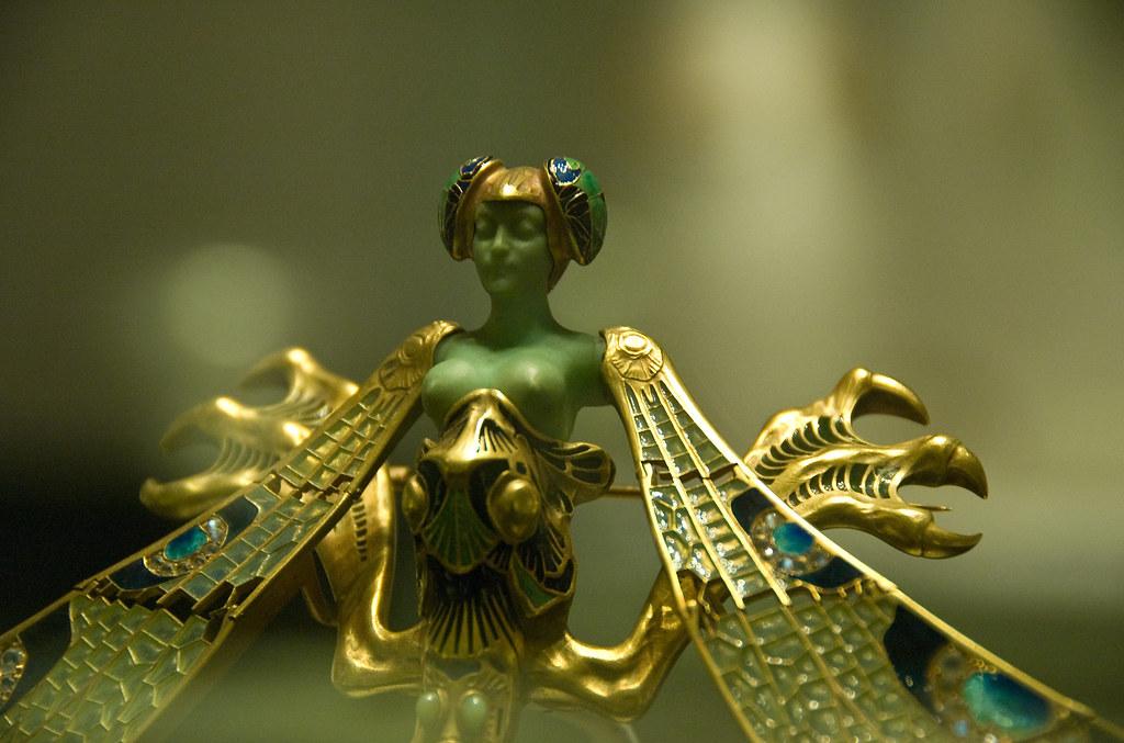 Rene Jules Lalique (1860-1945) Украшения. 78027