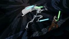 Grievous attacks Ki-Adi-Mundi