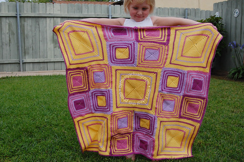 Makenzie Rose's blanket