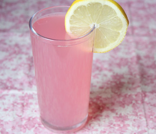 when life gives you lemons...make pink lemonade