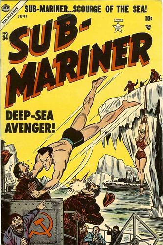 (1954) Sub-mariner 34