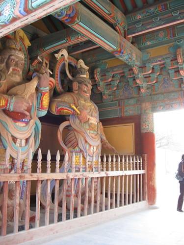 Cheongungyo Pavilion @ Bulguksa