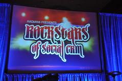 Radian6 Rockstars of Social CRM