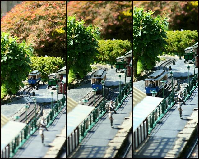 Splashyng Tramway