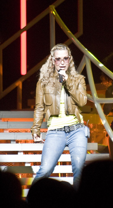 Anastacia @ NIA Birmingham, June 2009
