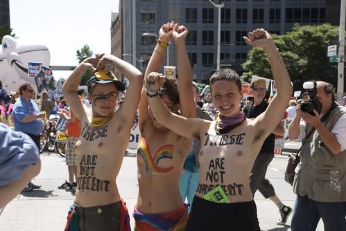 Seattle Gay Pride 2009 -- pride seattle gay naked 2009 parade gaypride ...