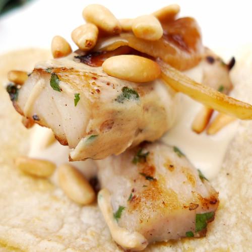 Fish Taco @Gourmet Genie To Go