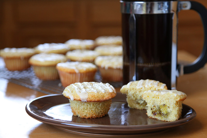 Magical Kiwi-Lime Marmalade Filled Muffins(wheat Free, Gluten Free ...