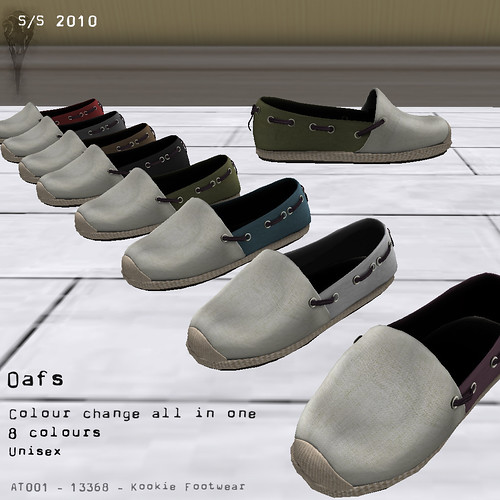 Oafs #1