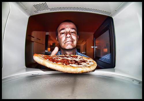 Otra vez Pizza... (Pizza again...)