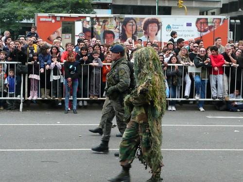 desfile militar - bicentenario argentino 4