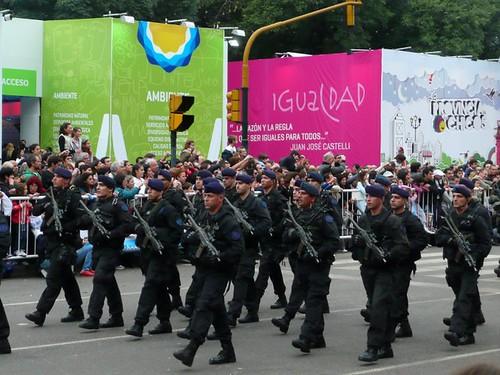 desfile militar - bicentenario argentino 5