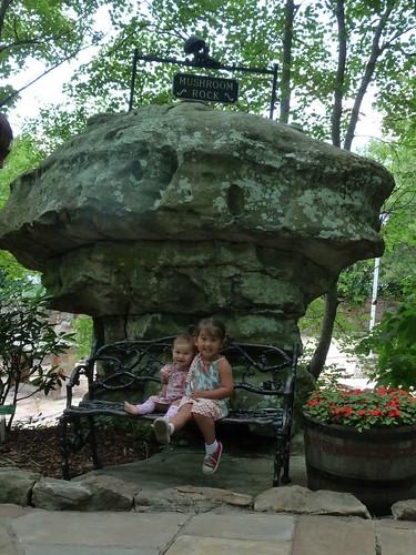 mushroom rock.