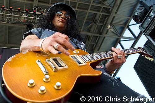 Slash - 05-23-10 - Rock On The Range, Columbus, OH