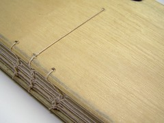 front cover with thread