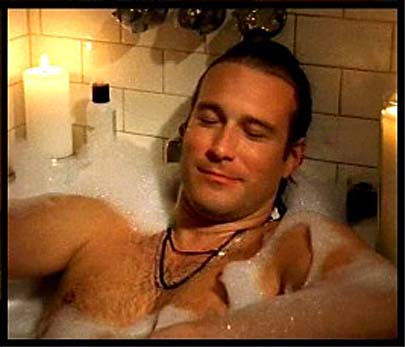 john corbett in the tub