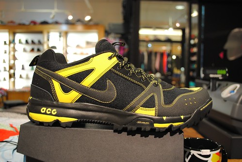 ACG Rongbuk Black/Yellow