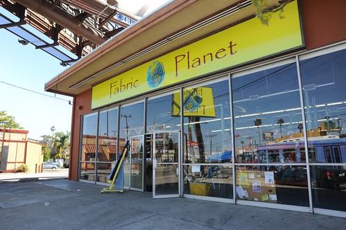 Fabric Planet Venice Beach