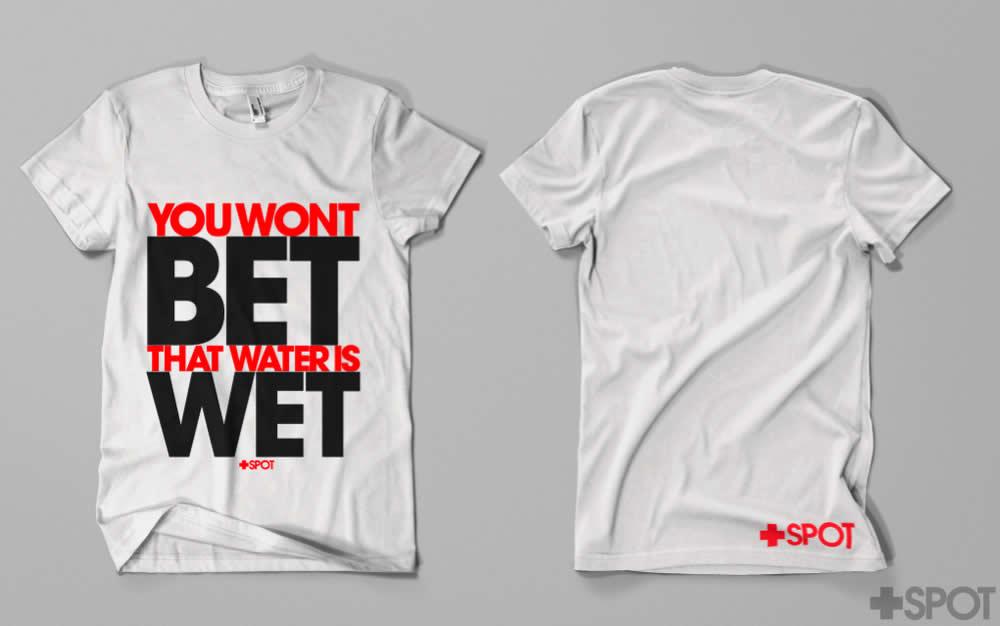 Spot T Shirts