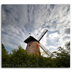 Bembridge Windmill Vertorama (s0ulsurfing) Tags: pictures uk trees england sky cloud holiday green english mill tourism windmill clouds rural island photography holidays skies britain pov sightseeing wide perspective may picture fluffy wideangle tourist photograph vectis isleofwight 7d sail british picturesque isle handstitched sights wight attraction 2010 bembridge altocumulus 10mm sigma1020 cornmill towermill s0ulsurfing visitorattraction vertorama knowlemill eastwight canon7d isleofwightattractions commonsails isleofwightattraction welcomeuk