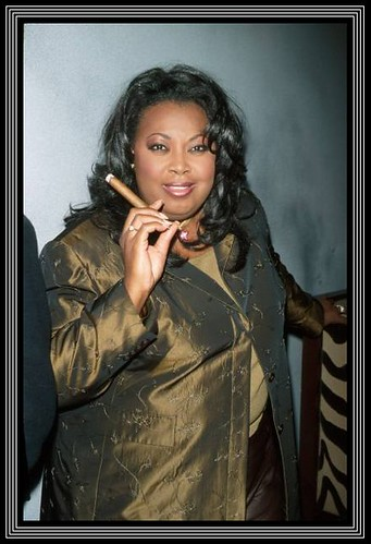 Star Jones por Dave Allocca enero 99