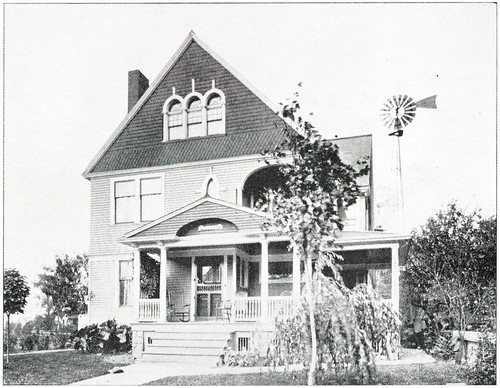Dr. H.H. Webster residence
