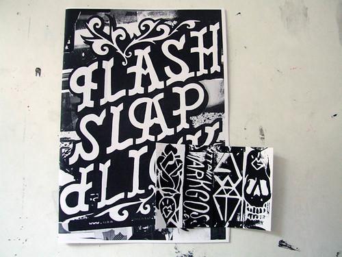Flash Slap Flick Zine