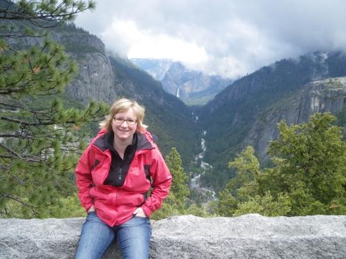 Me @Yosemite Park