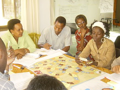 Applying behaviour change principles to storytelling in Tanzania