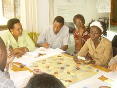 Applying behaviour change principles to storytelling in Tanzania