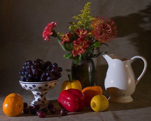 Fruits, Vegitables and Flowers